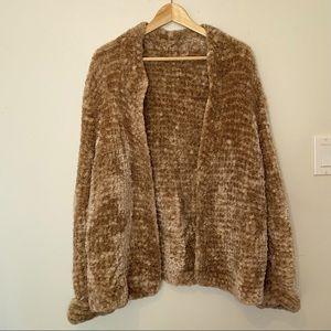 Vintage Fuzzy Coat